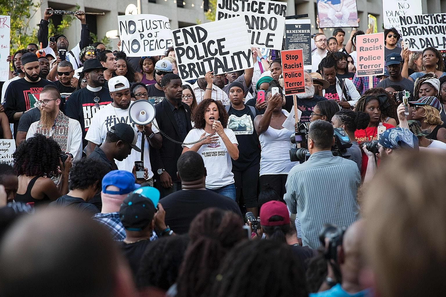 Information posted on social media has, on occasion, spurred public protests against perceived injustices. This was the case in Dallas earlier this month.