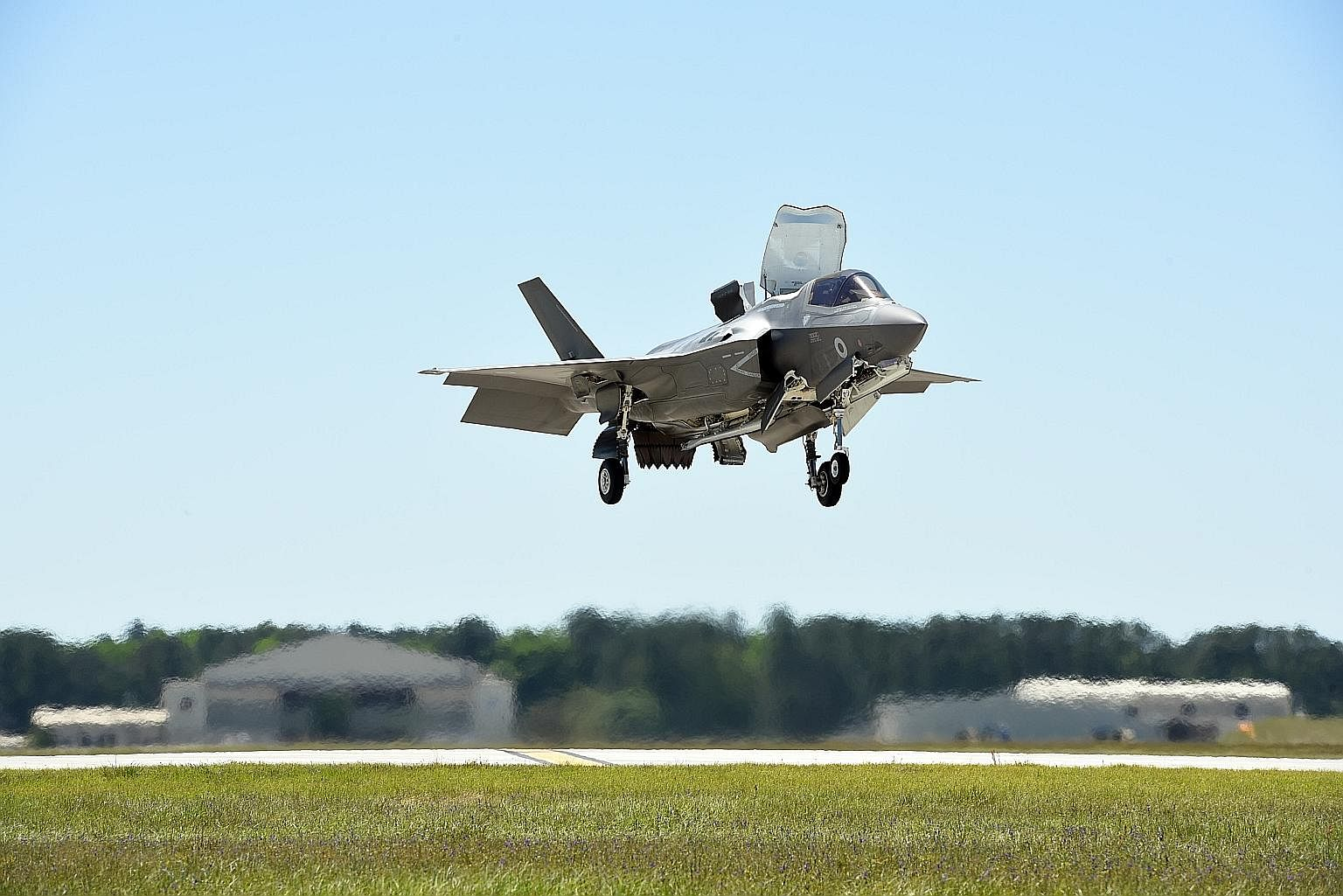 Singapore delaying decision on F-35 fighter purchase: Report