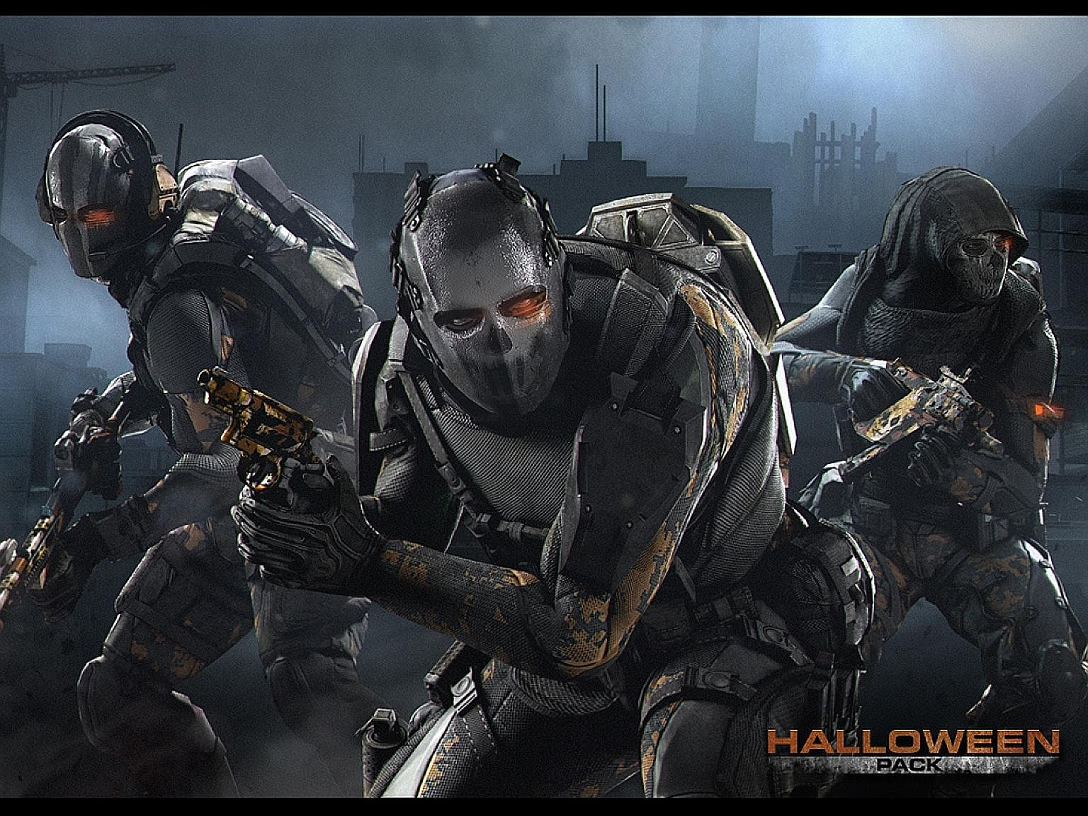 Singapore- designed game to give up the Ghost, Games & Apps ... on ghosts xbox 360 maps, ninja gaiden maps, recon training map maps, runescape maps, raven shield maps, ghost games, rainbow 6 vegas 2 maps, delta force maps, ghost soldiers, rainbow six vegas maps,