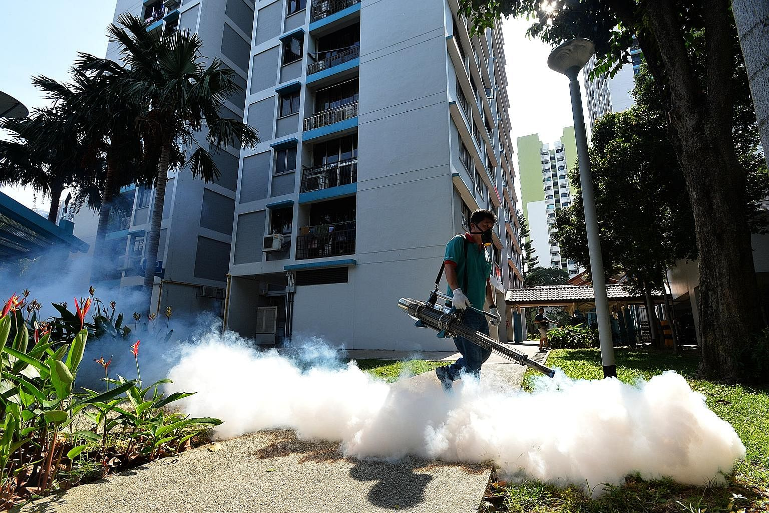 The NEA is already doubling its mosquito control efforts, such as thermal fogging, around Zika-affected areas in Singapore. However, the current outbreak also strengthens the case for pursuing innovative vector control methods over the long run.
