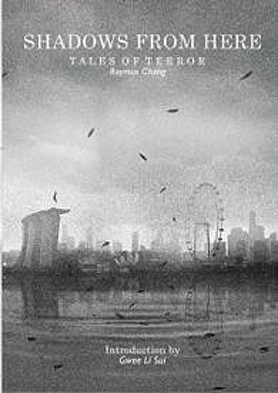 Raymus Chang Jin Yuan self-published a book, Shadows From Here.
