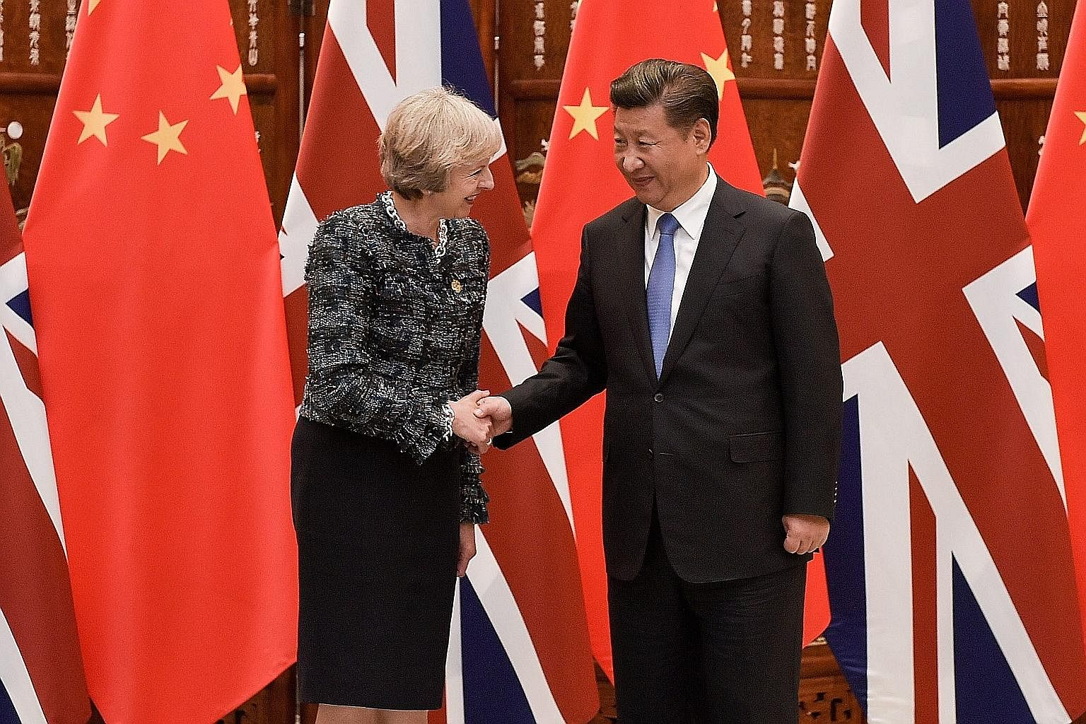 The Hinkley project was brought up when British Prime Minister Theresa May and Chinese President Xi Jinping met on the sidelines of the Group of 20 Summit in Hangzhou earlier this month.