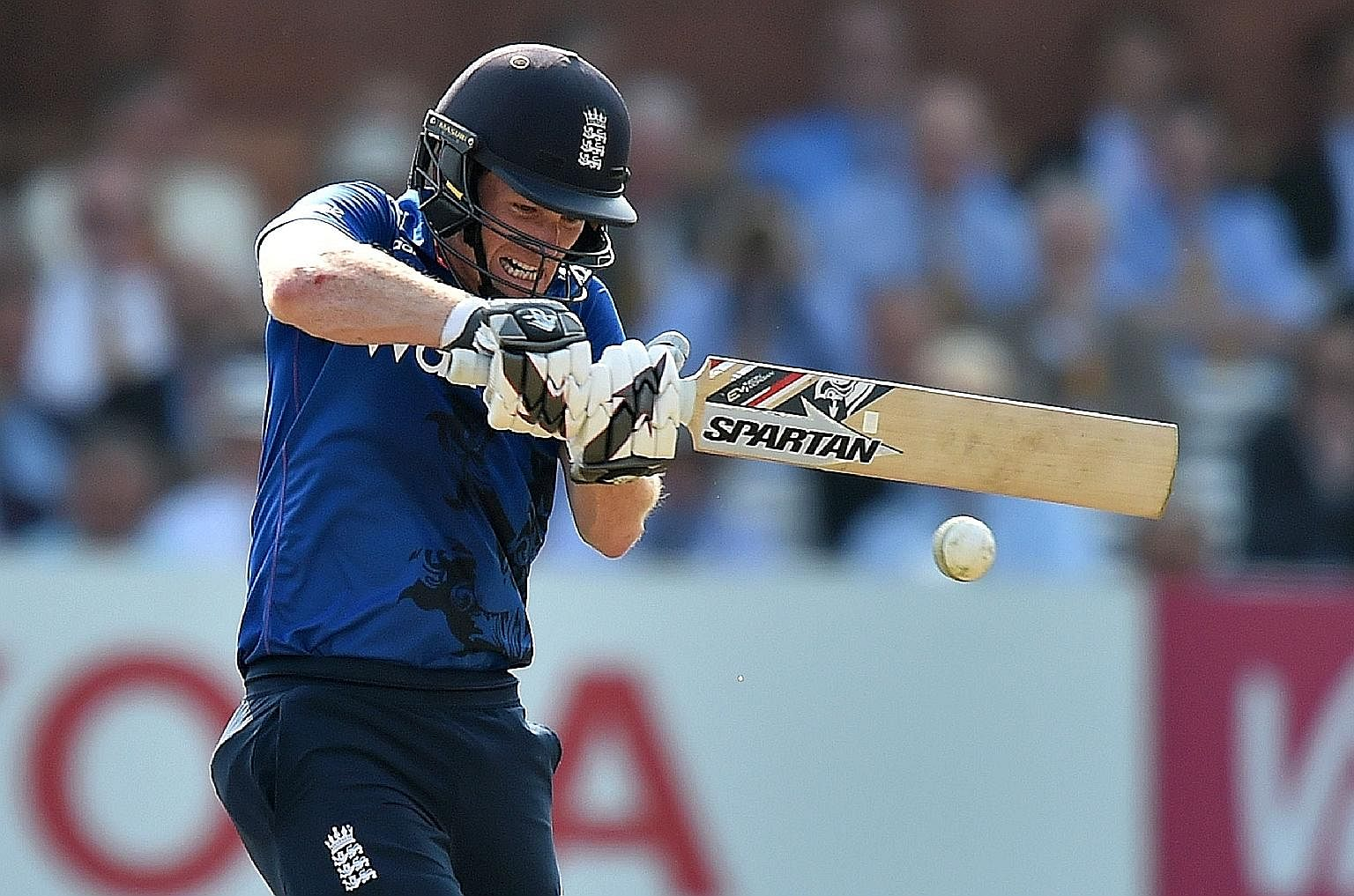 Irish-born Eoin Morgan, the captain of England's one-day and Twenty20 cricket teams, has been stridently criticised in some quarters for pulling out of the forthcoming tour of Bangladesh because of security concerns.