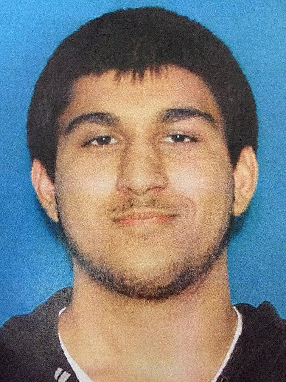 Cetin, 20, was arrested about 24 hours after five people were shot dead at a mall in Washington.