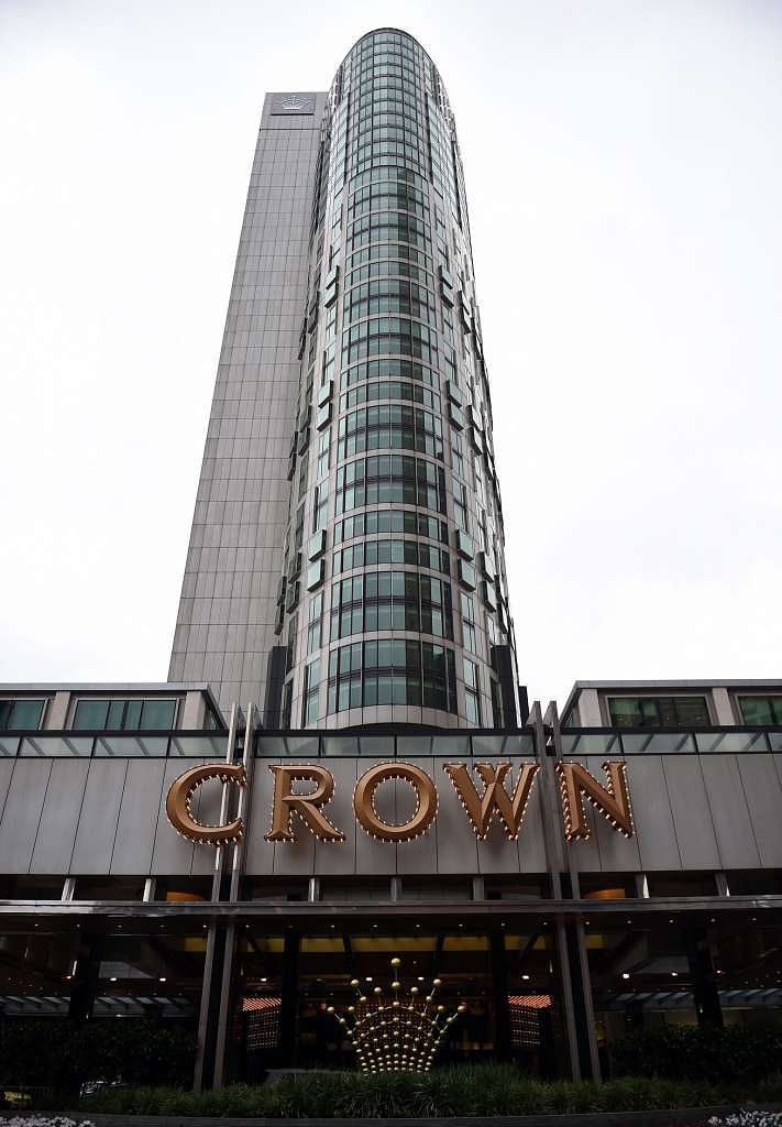 Speculation among industry insiders linked the Crown Resorts crisis to an attempt by the casino to collect a A$15 million gambling debt from a Chinese high roller at its Melbourne casino (left), says an Australian daily.
