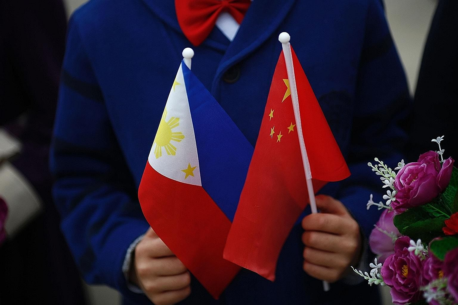 """Mr Duterte's talk on separation from the US was criticised by American officials for """"creating unnecessary uncertainty"""". There are also fears that other South-east Asian nations may follow suit and drop their resistance against China's maritime ambit"""