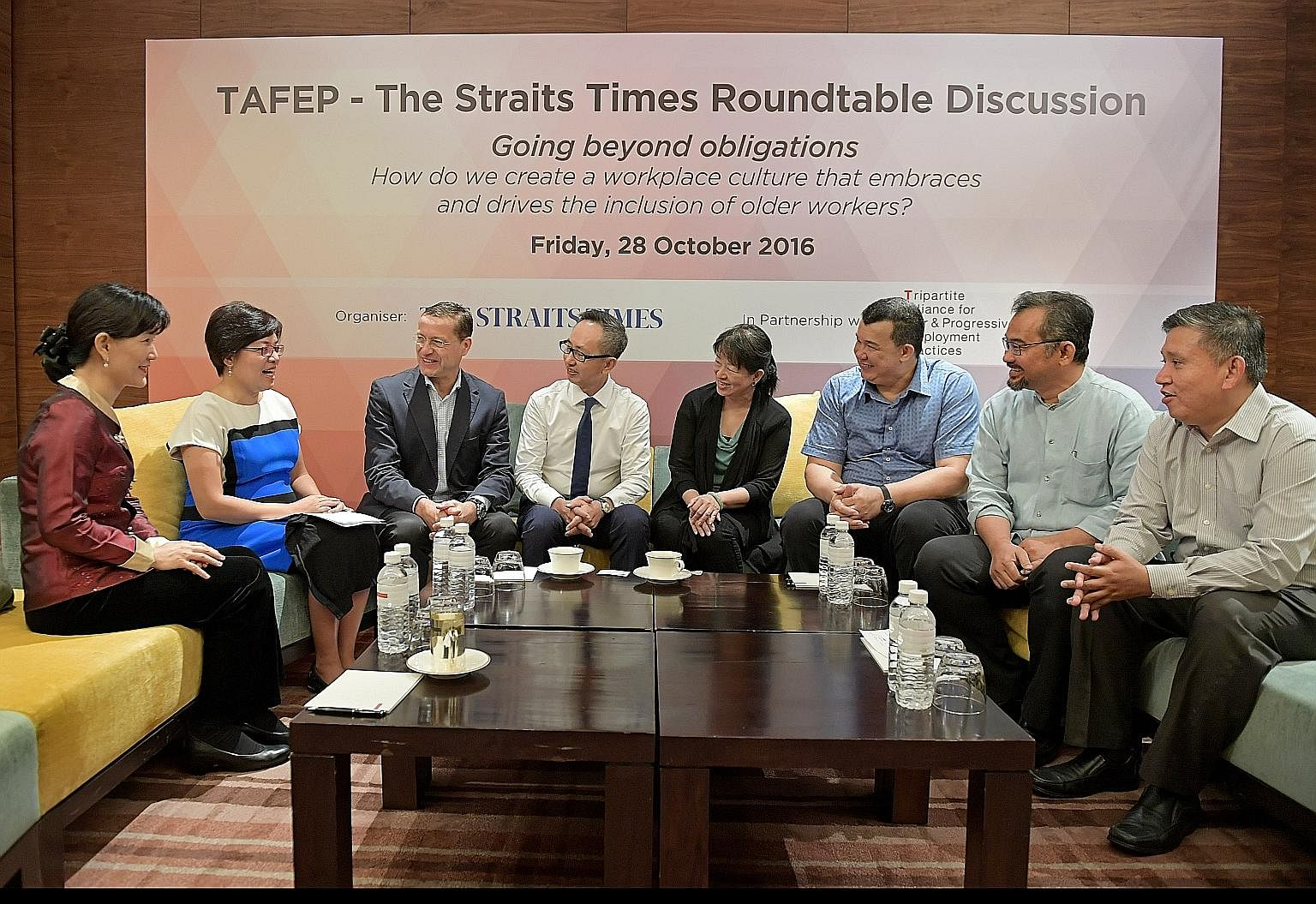older workers could be an asset in hard times panel business older workers could be an asset in hard times panel business news top stories the straits times