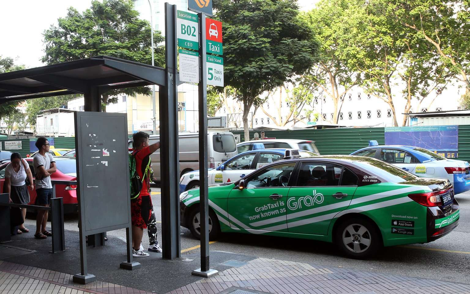Parliament half of all taxi fares recovered in evasion cases politics news top stories the straits times