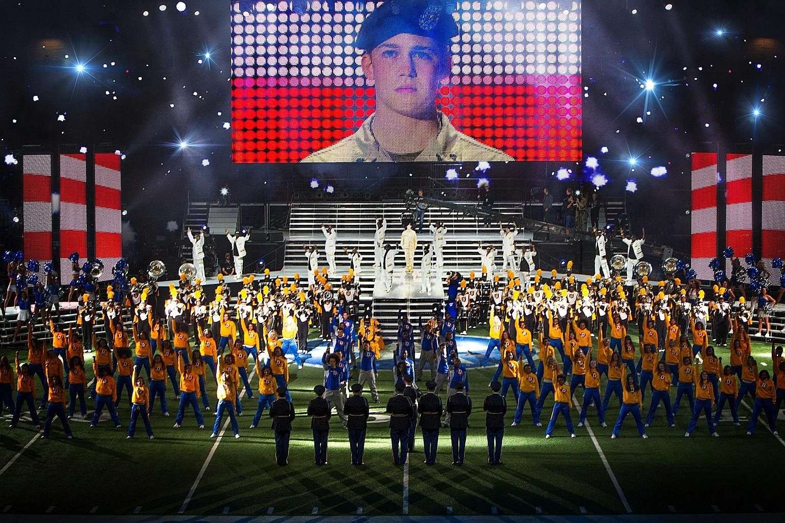 Billy Lynn's Long Halftime Walk was made in a groundbreaking format of a high frame rate of 120 frames per second, at 4K and in 3D.