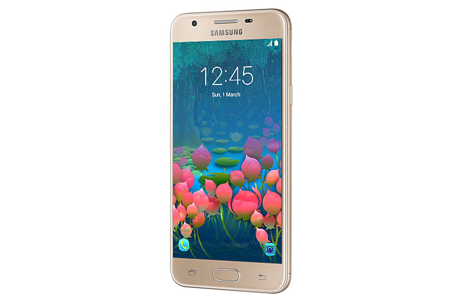 A Solid Phone Without The Frills Smartphones News Top Stories Samsung Galaxy J7 Prime Sm G610f Straits Times