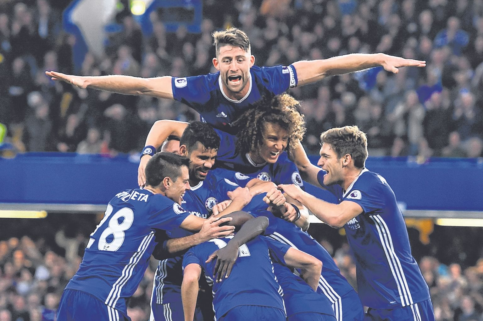 Chelsea's switch to a back three, along with a few personnel changes, have given them a fluency evinced by five wins on the trot.