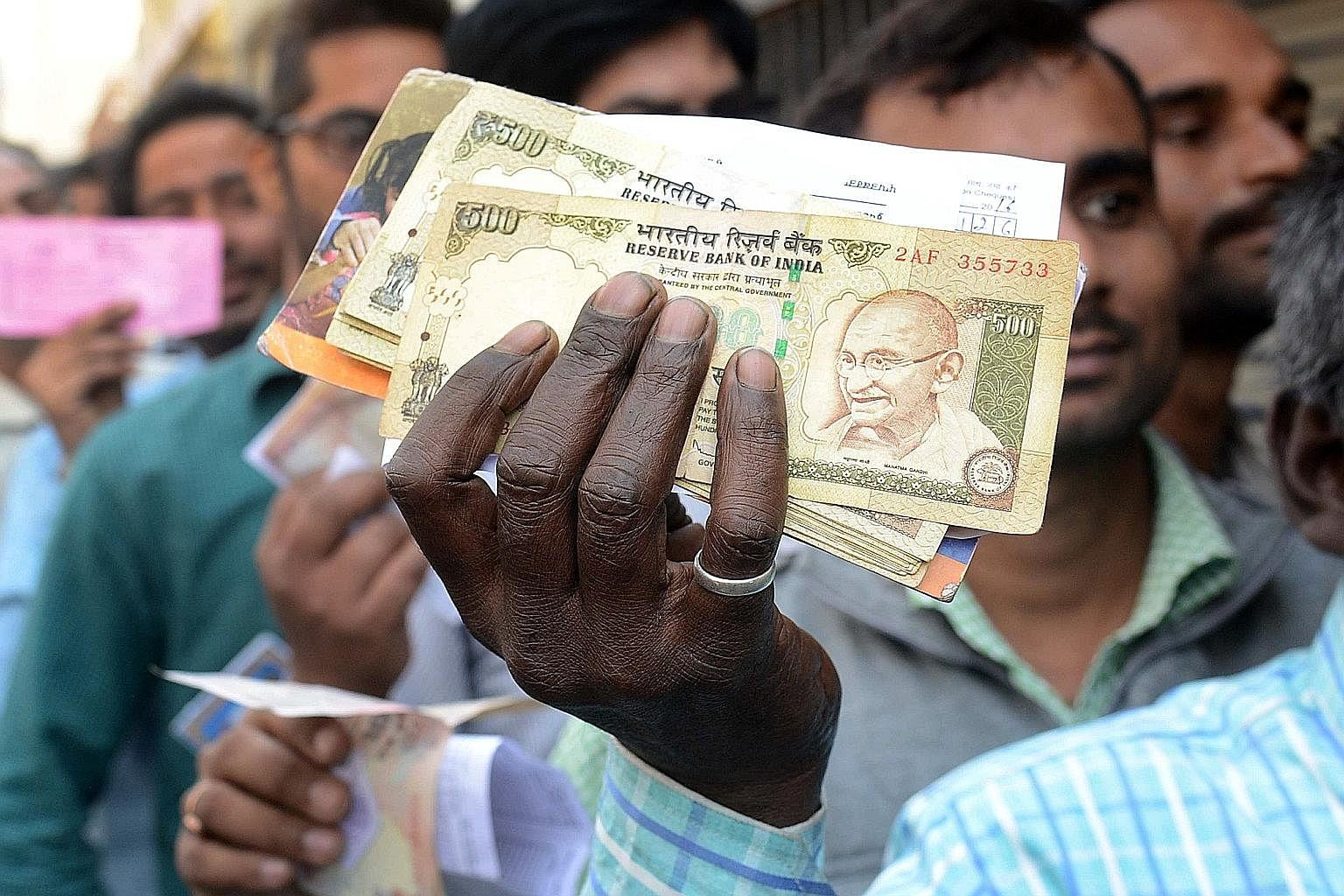 In November, Mr Modi announced the demonetisation of 500- and 1,000-rupee banknotes, amove that some have called his biggest gamble yet and perhaps his riskiest because of the chaos it has caused.
