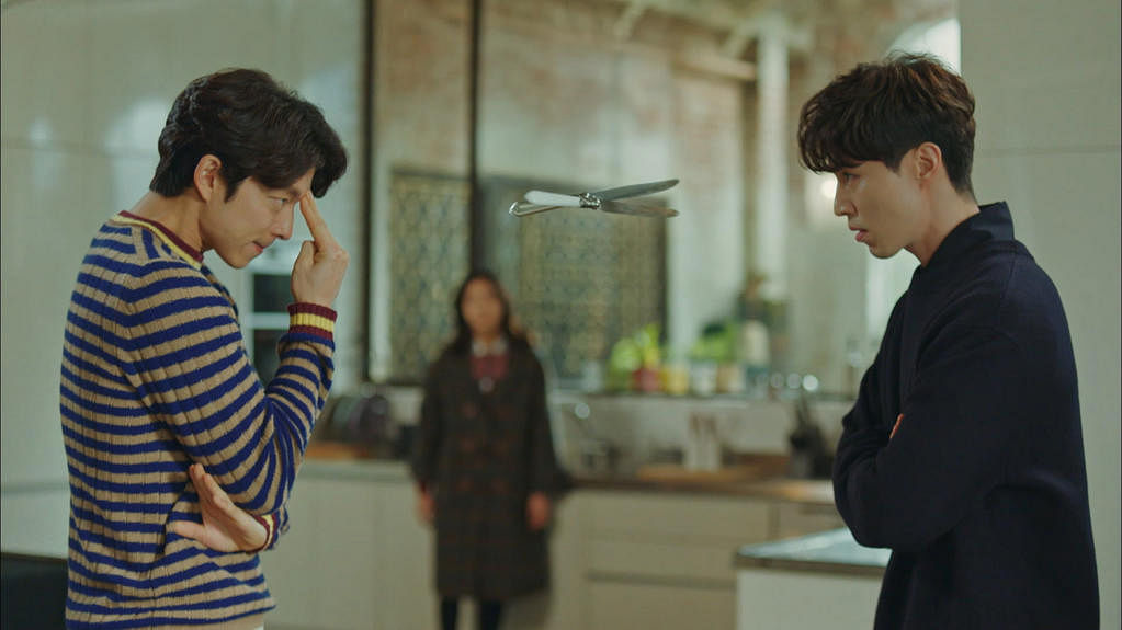 K Drama Goblin Is Very Popular But Very Controversial In South Korea Entertainment News Top Stories The Straits Times