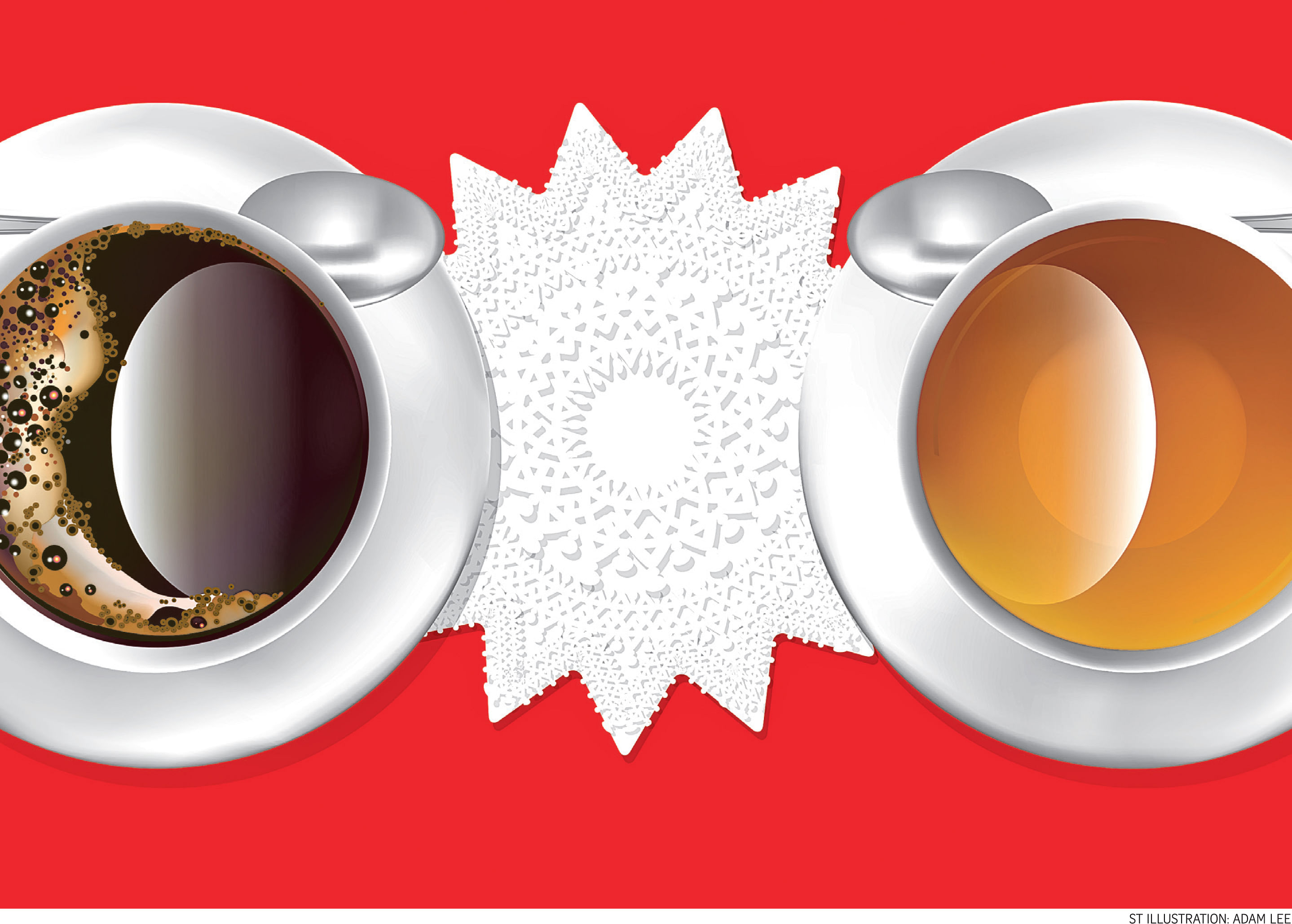 Coffee Or Tea Which Is Better For The Heart Health News Top