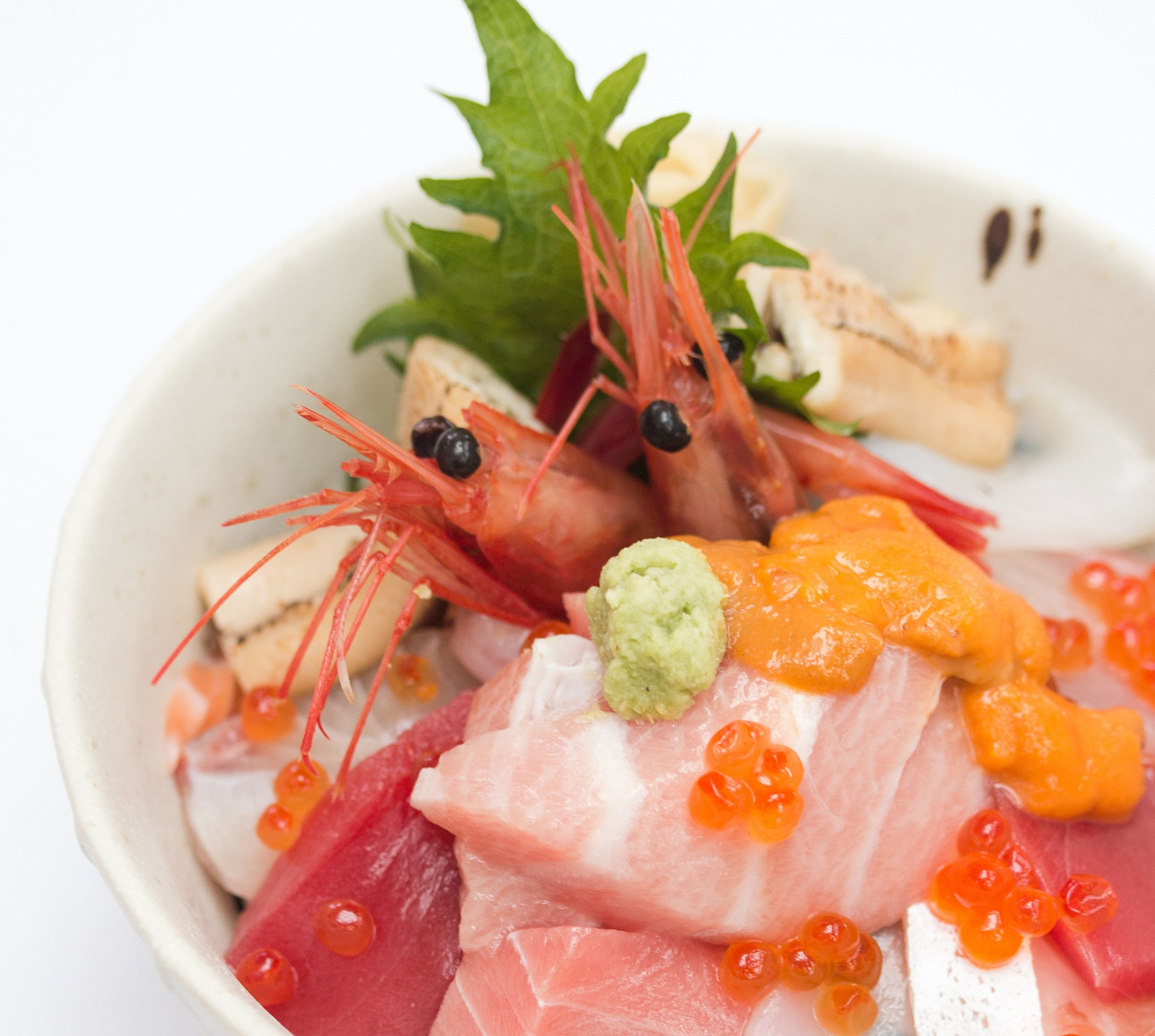 ... Maguro, The Kitchen at Bacchanalia, and Ippudo's almond jelly noodle