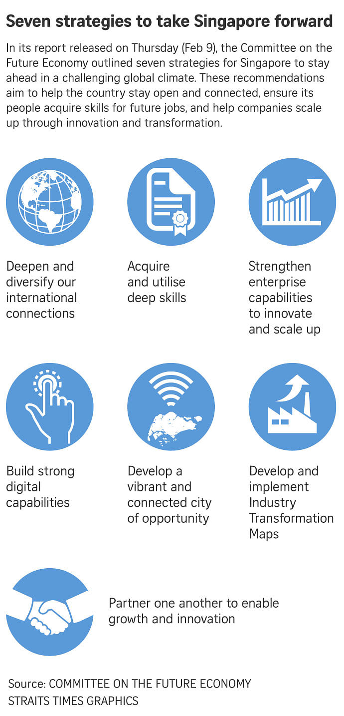 committee on the future economy outlines 7 strategies to take