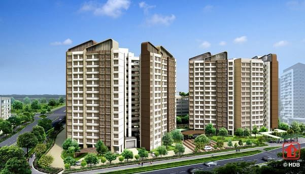 Flats in clementi tampines and punggol launched