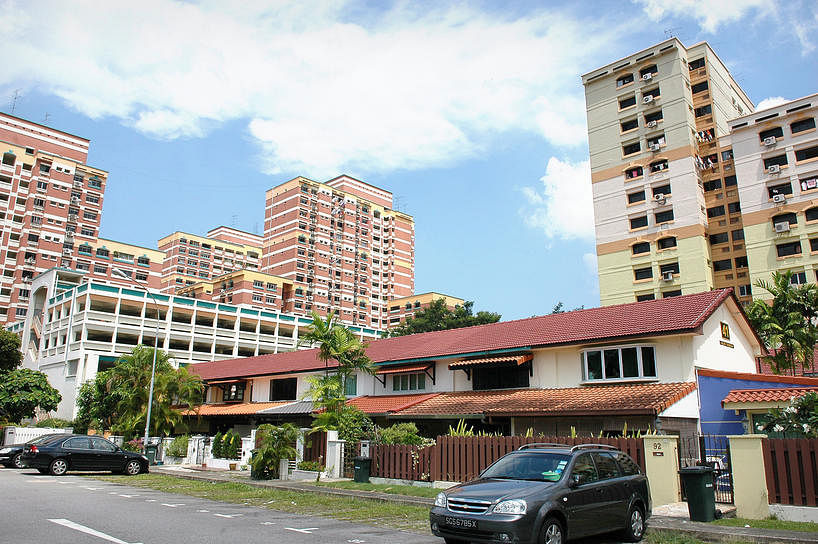 Not just grey concrete 7 hdb blocks with unusual designs for 18 terrace street orange ma