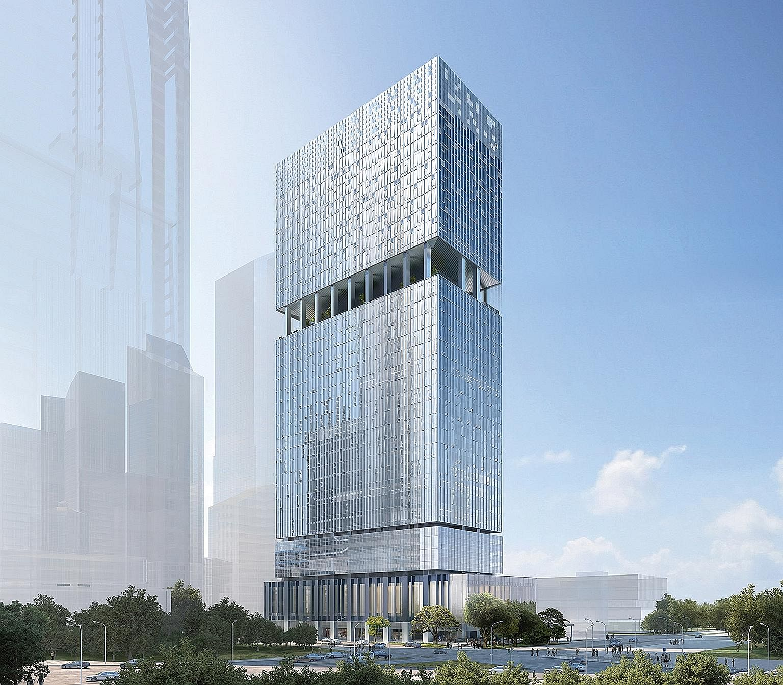 Mitsui is jointly redeveloping the former CPF Building at 79, Robinson Road, with Ascendas- Singbridge and real estate developer Tokyo Tatemono. The groundbreaking ceremony for the $1 billion project was held yesterday.