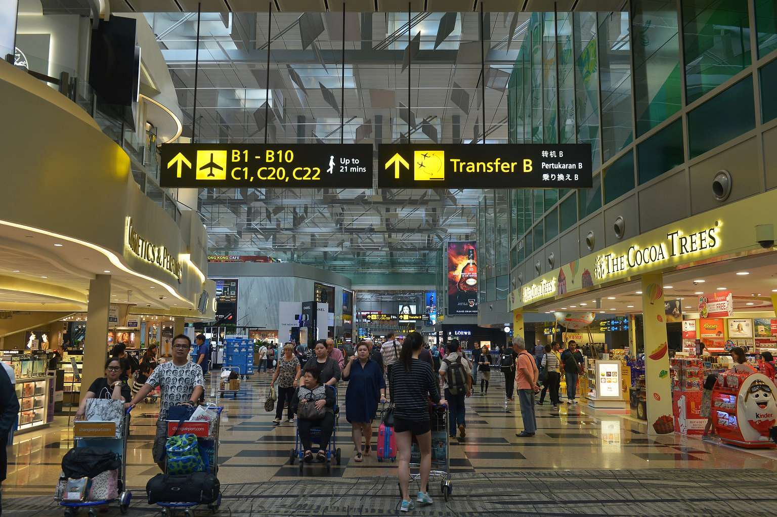 Image result for changi airport