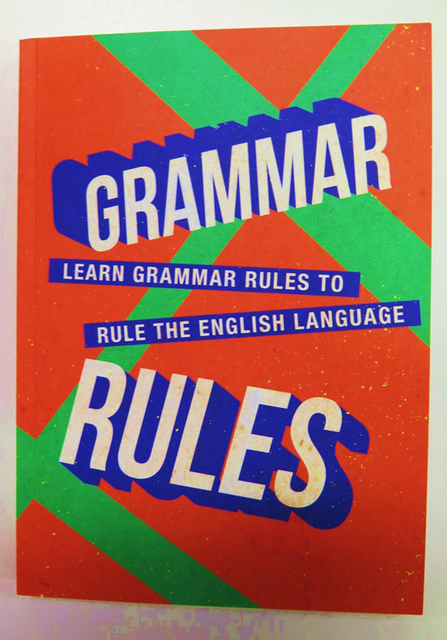 Comprehensive English Grammar Book