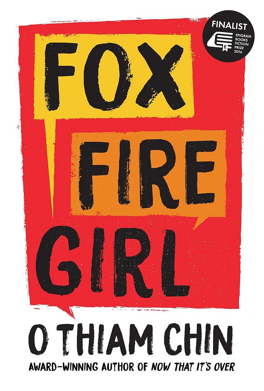 O Thiam Chin's Fox Fire Girl is about a mysterious woman and two men who try to possess her love.