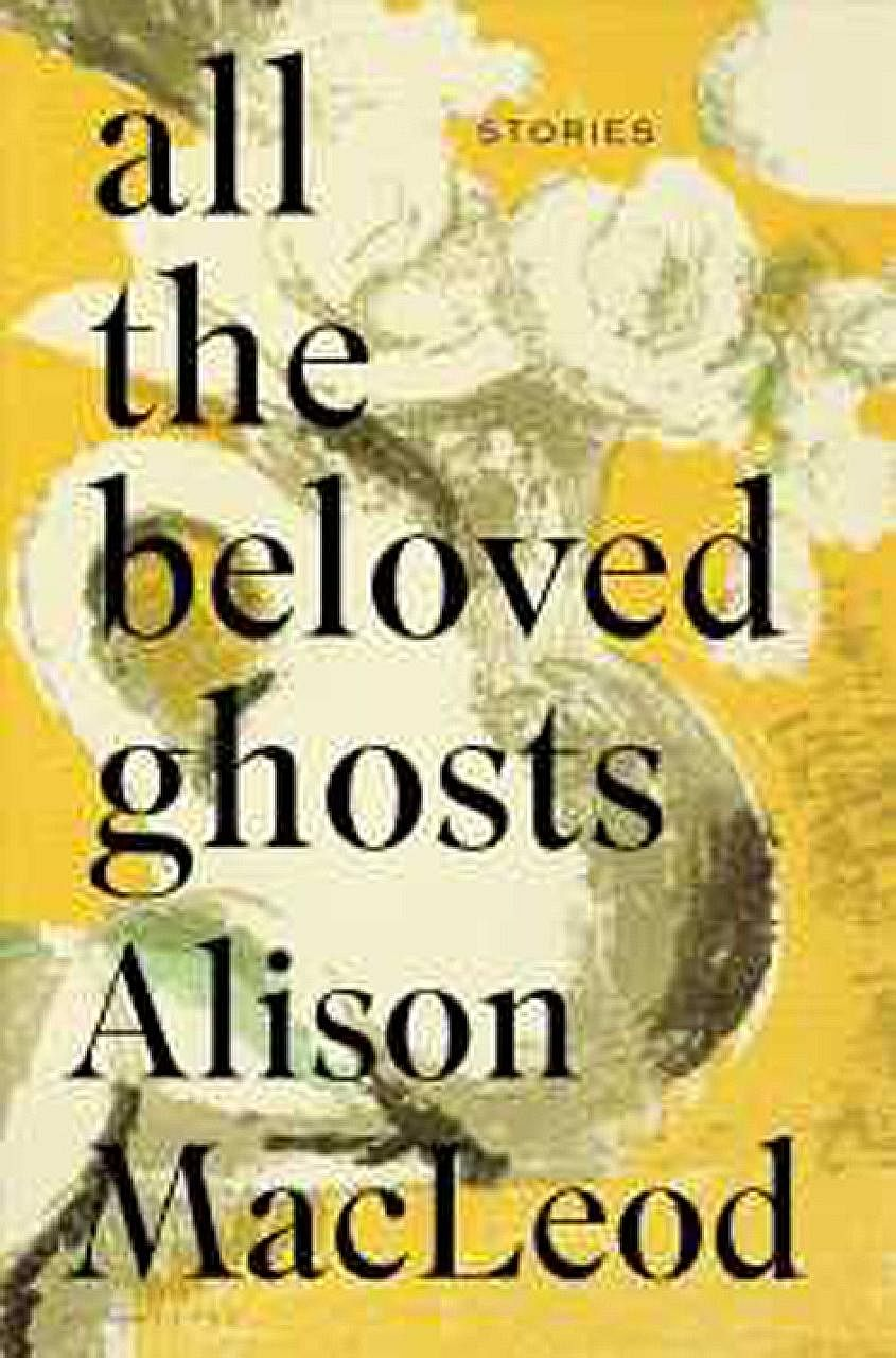 Alison MacLeod projects her imagination into people's lives in All The Beloved Ghosts.