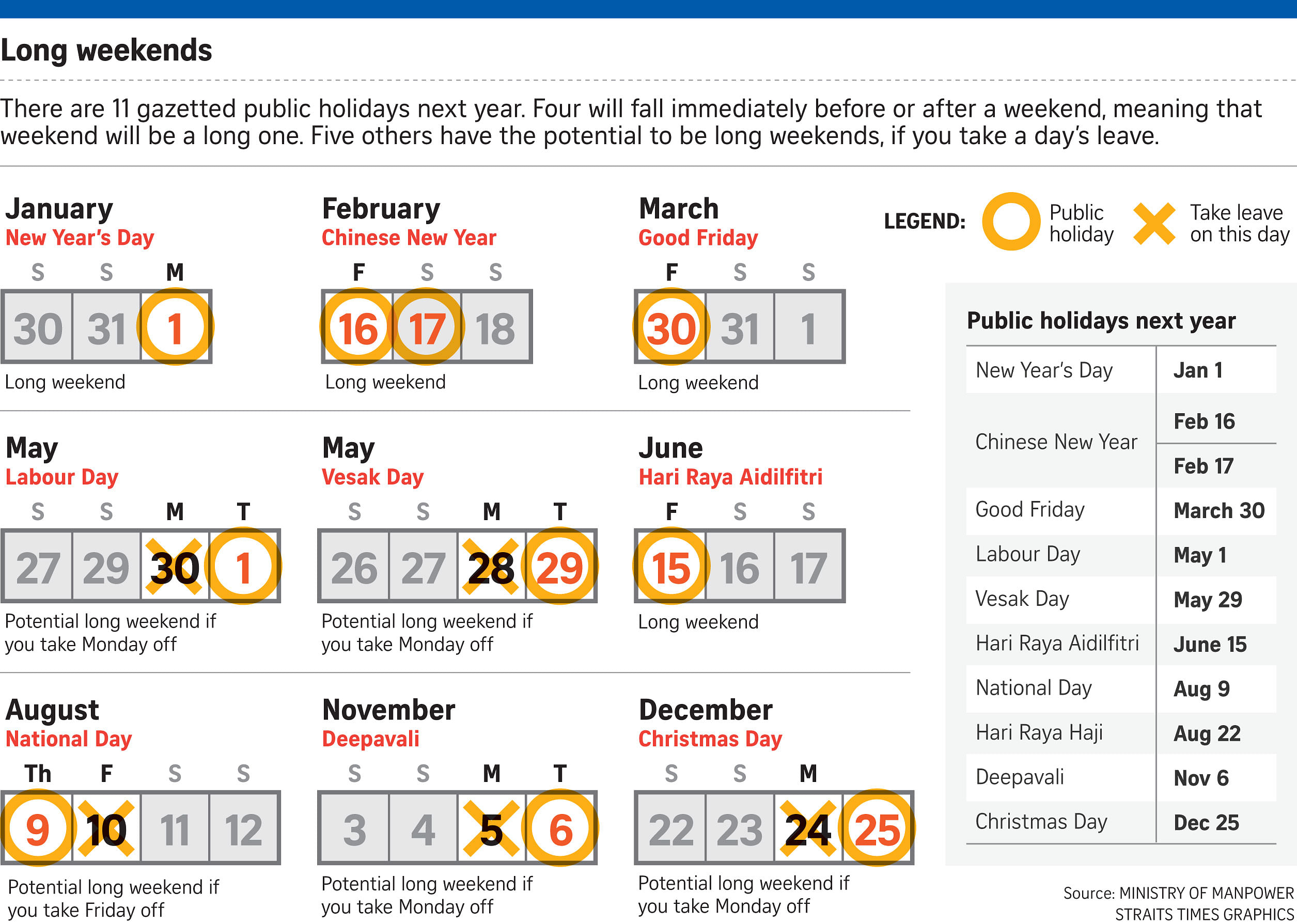 Calendar of weekends and holidays for 2018 in Russia: how many days off in 2018, and when we officially rest 59