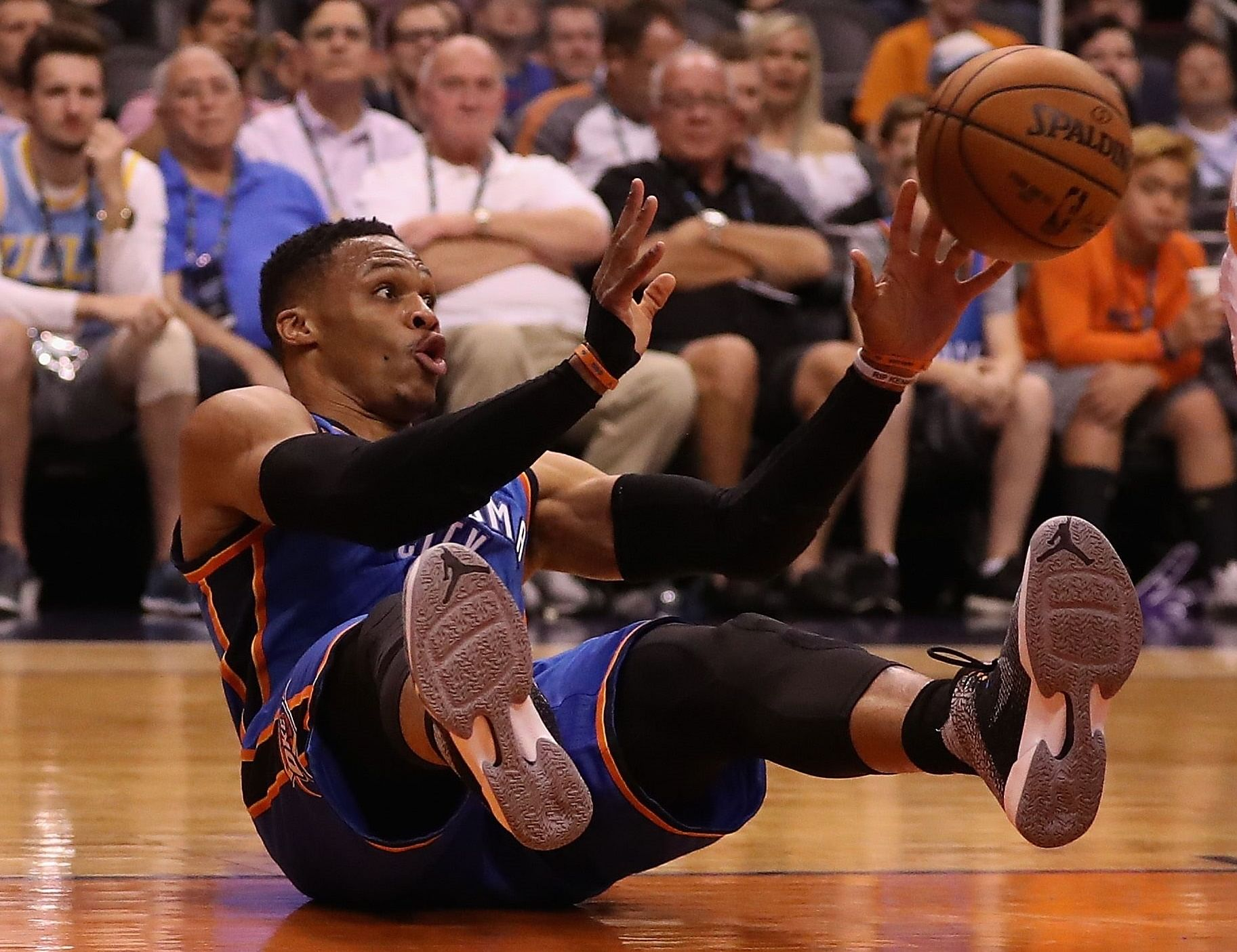 Russell Westbrook sets NBA single-season record with 42nd triple-double