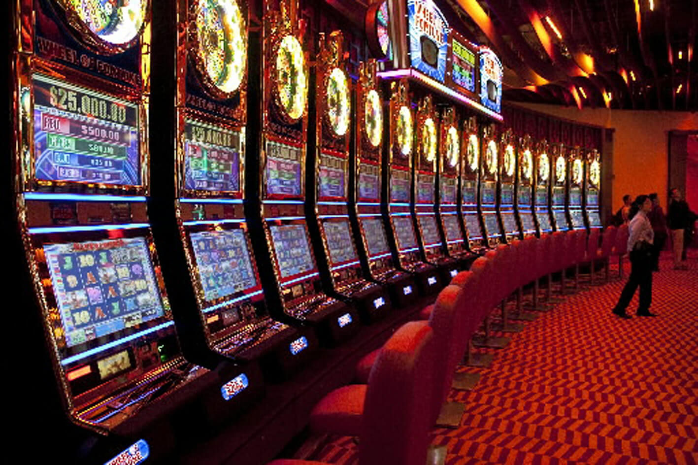 How to predict slot machines gold country casino adn disco