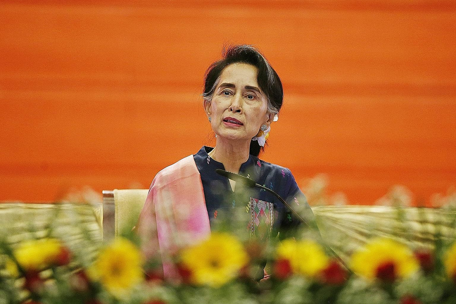 Ms Aung San Suu Kyi's NLD party won nine of 19 seats in the by-election.