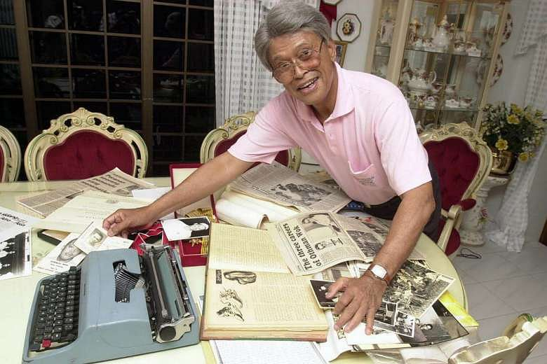 Othman Wok, one of Singapore's first generation of leaders, dies aged 92