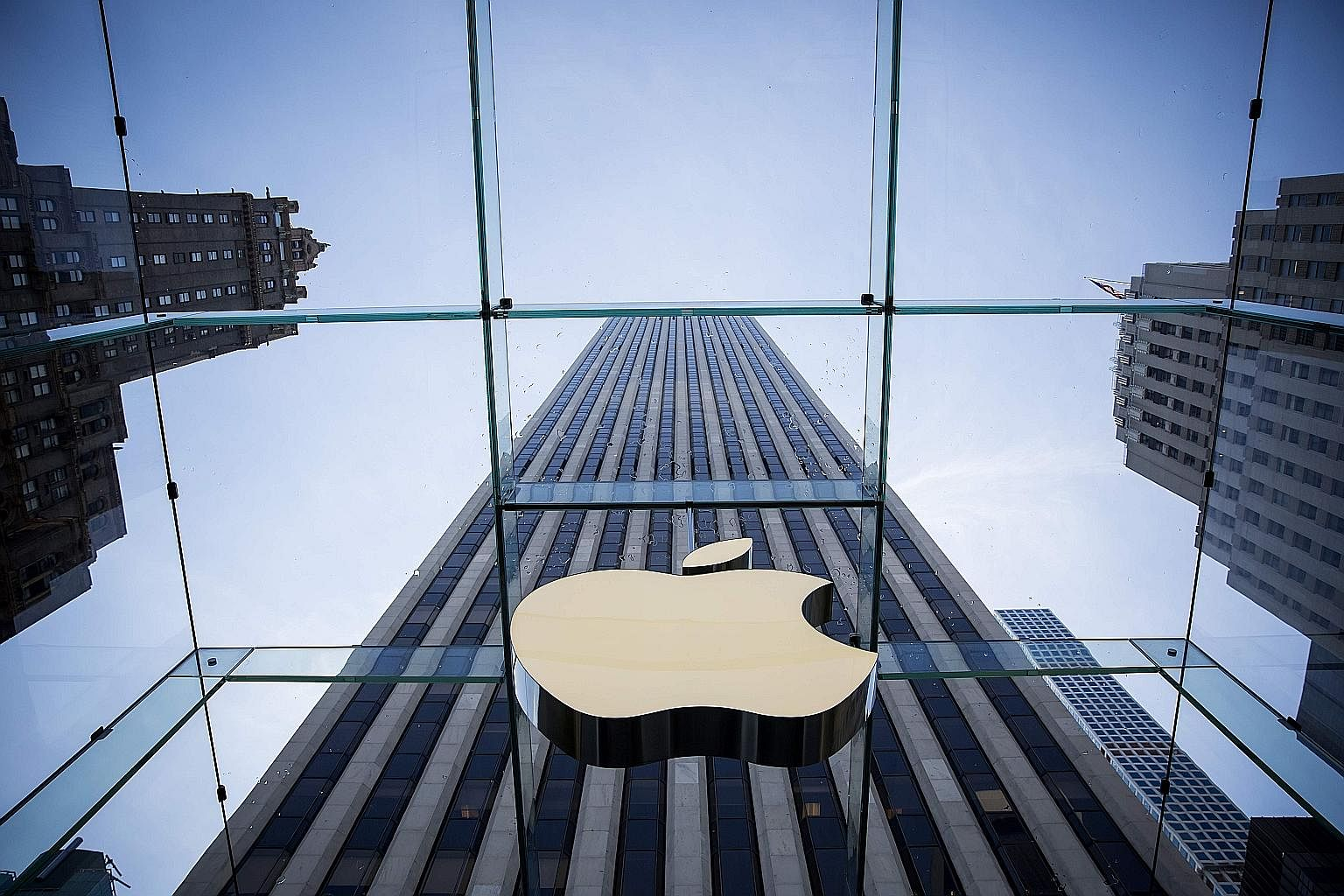 According to the Financial Times, Apple and Facebook together account for more than 20 per cent of the S&P 500's rise this year. A further 10 stocks - including e-commerce giant Amazon, Google owner Alphabet and more defensive plays such as the cigar