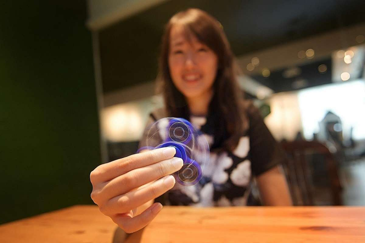 Feeling fidgety? There are toys that can help you focus