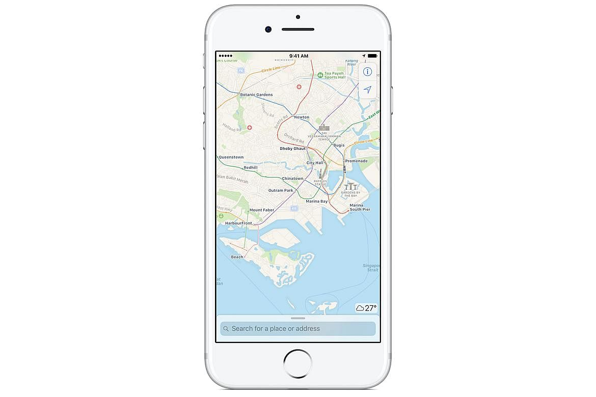 Apple Maps now has transit directions for Singapore, Tech ... on china map, mrt map, slovenia map, asia map, british columbia map, cyprus map, philippines map, vatican map, southeast pacific map, japan map, senegal map, united states map, brazil map, hong kong map, africa map, qatar map, taiwan map, europe map, oceania map, chongqing map,