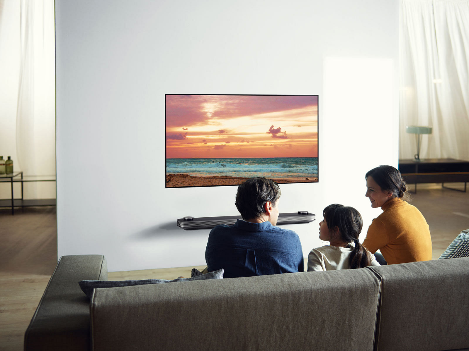 LG OLED TV W is perfect for cinephiles