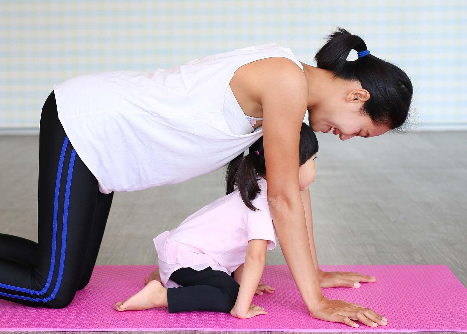 People's Association Parent Child course - SuperFit.Fam