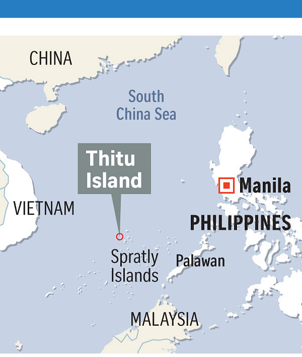 Manila wants South China Sea outpost to be tourism draw, SE Asia News & Top  Stories - The Straits Times