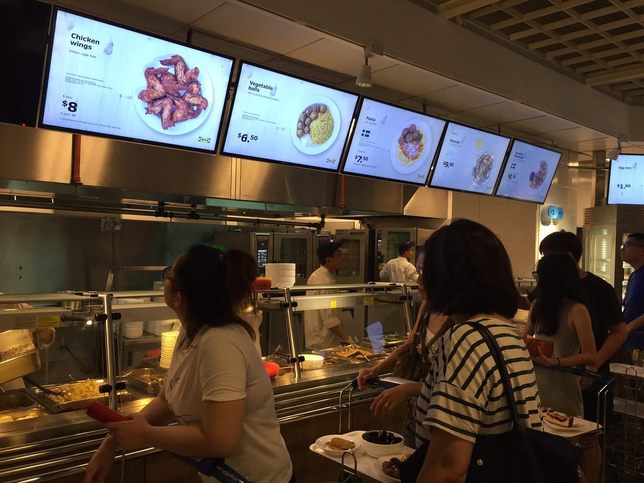 Ikea Singapore To Temporarily Stop Selling Chicken Wings After