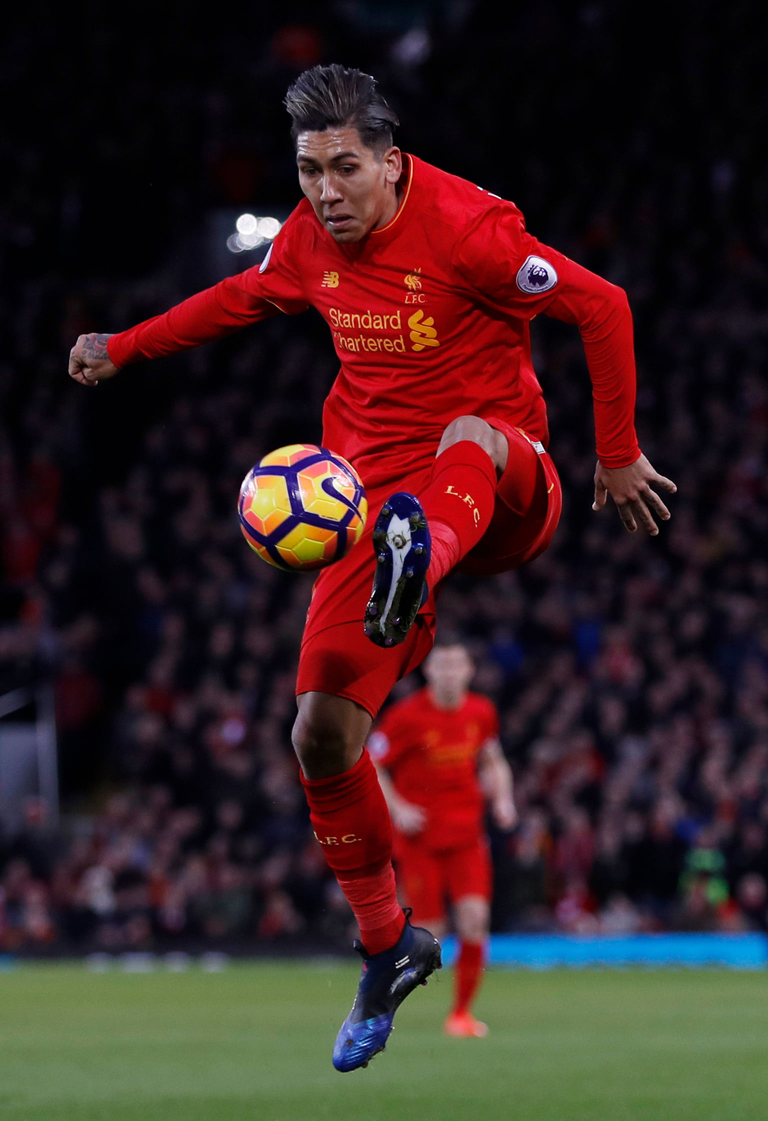Firmino recovery 'positive', Football News & Top Stories