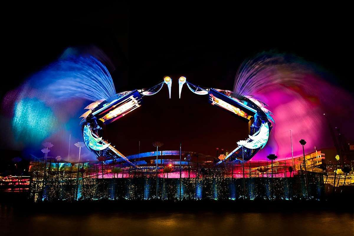 New Light And Sound Shows To Catch At Marina Bay Sands