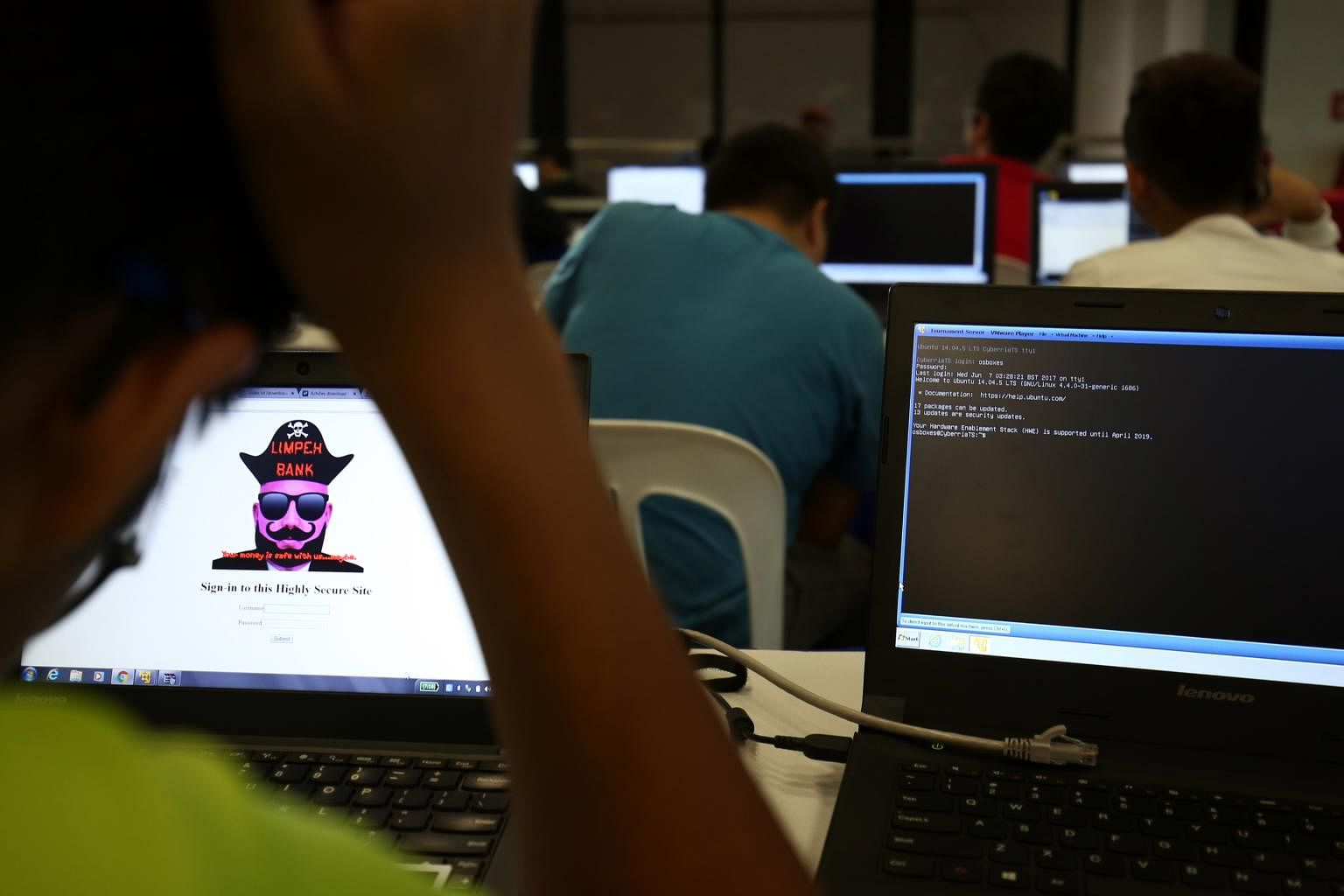 Mindef to talent-spot whiz-kids for cyber defence, Singapore