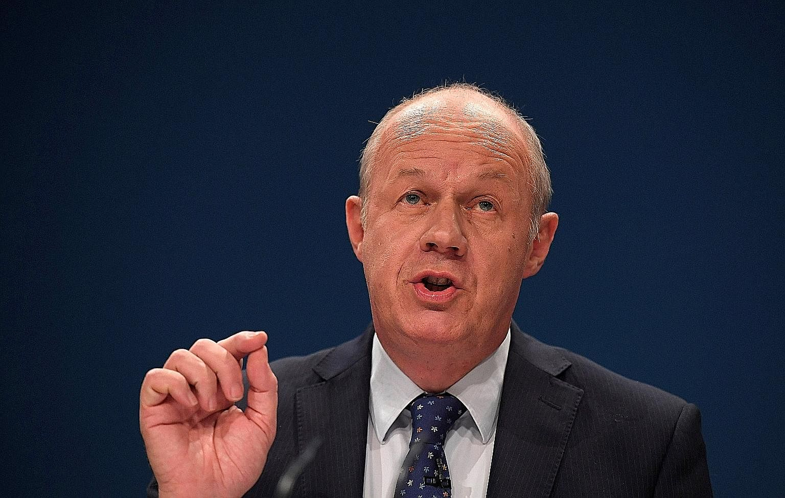 Mr Damian Green was appointed First Secretary of State.