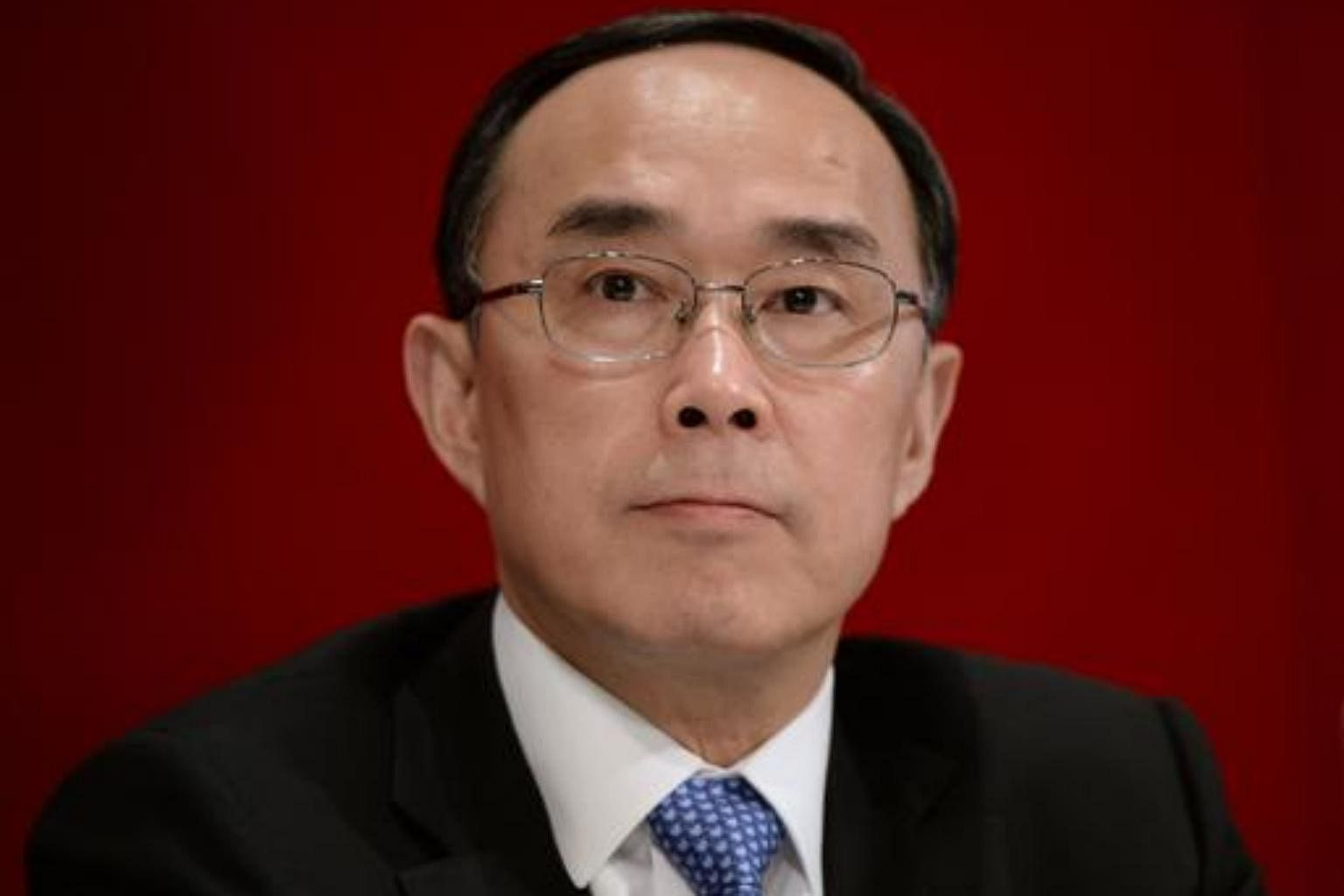 Chinese insurance tycoon detained