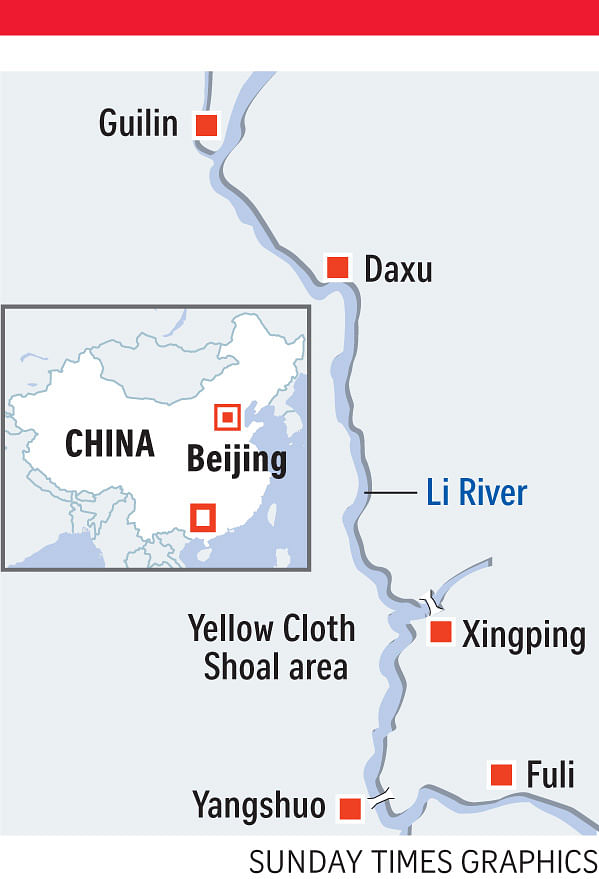Go Down The Mighty Li River Travel News Top Stories The Straits