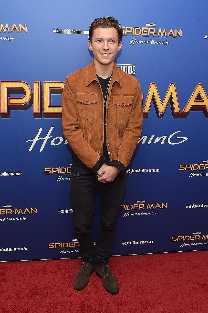 Doing ballet while attending a rugby school, Tom Holland says he was bullied a lot and far from cool like Peter Parker.