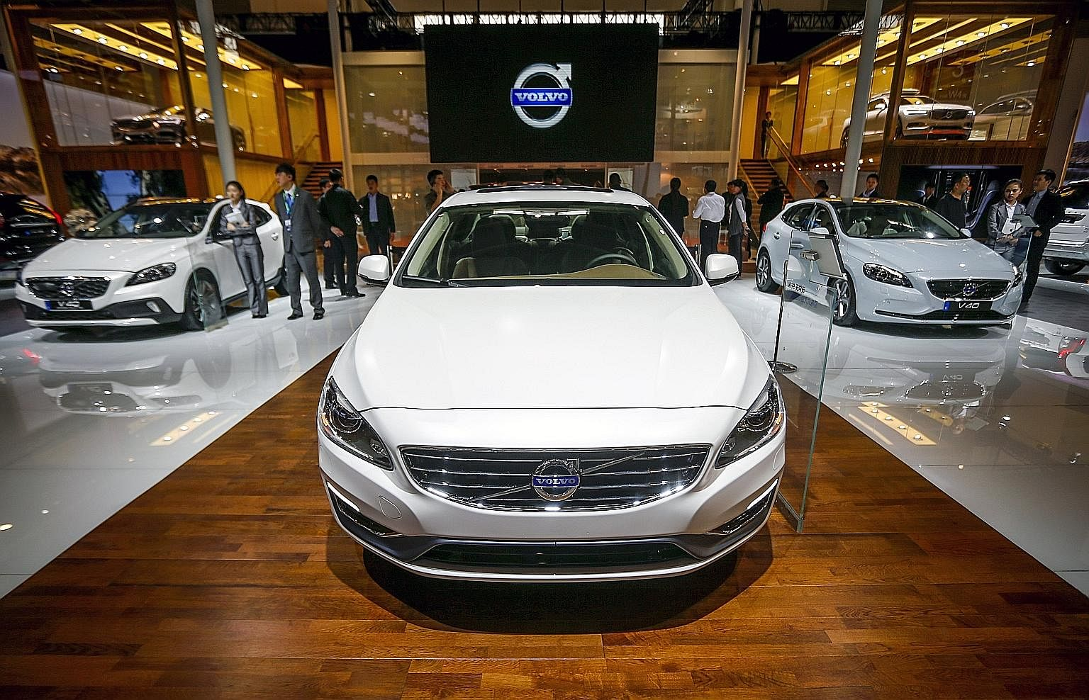 Volvo Cars announced on Wednesday that all models launched after 2019 will be either battery- powered or petrol-electric hybrids.