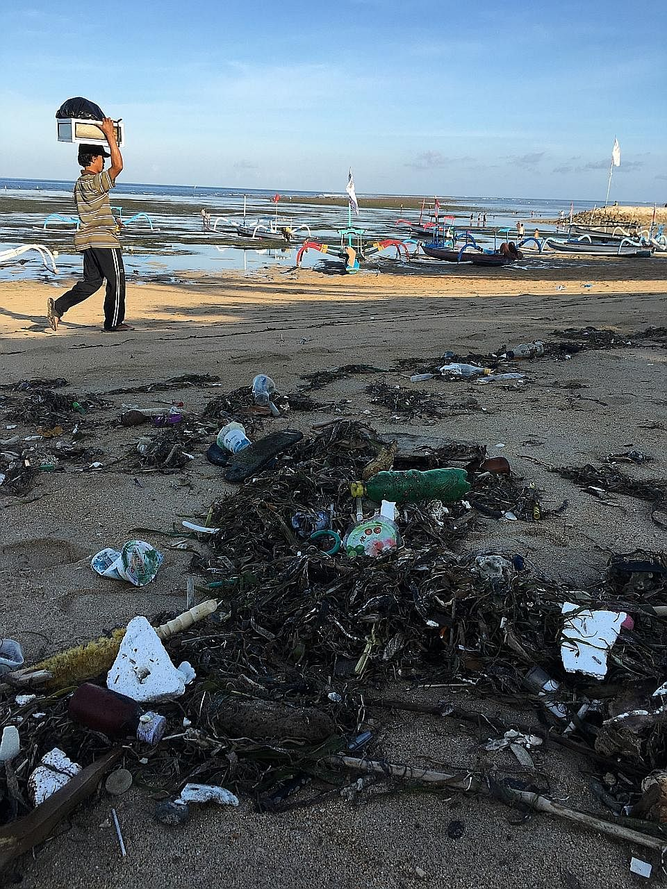 Over 40,000kg of garbage was collected in a single day in Bali's Biggest Beach Clean-up campaign earlier this year. The critical challenge for tourism authorities in South-east Asia is to ensure that unchecked economic development does not threaten t