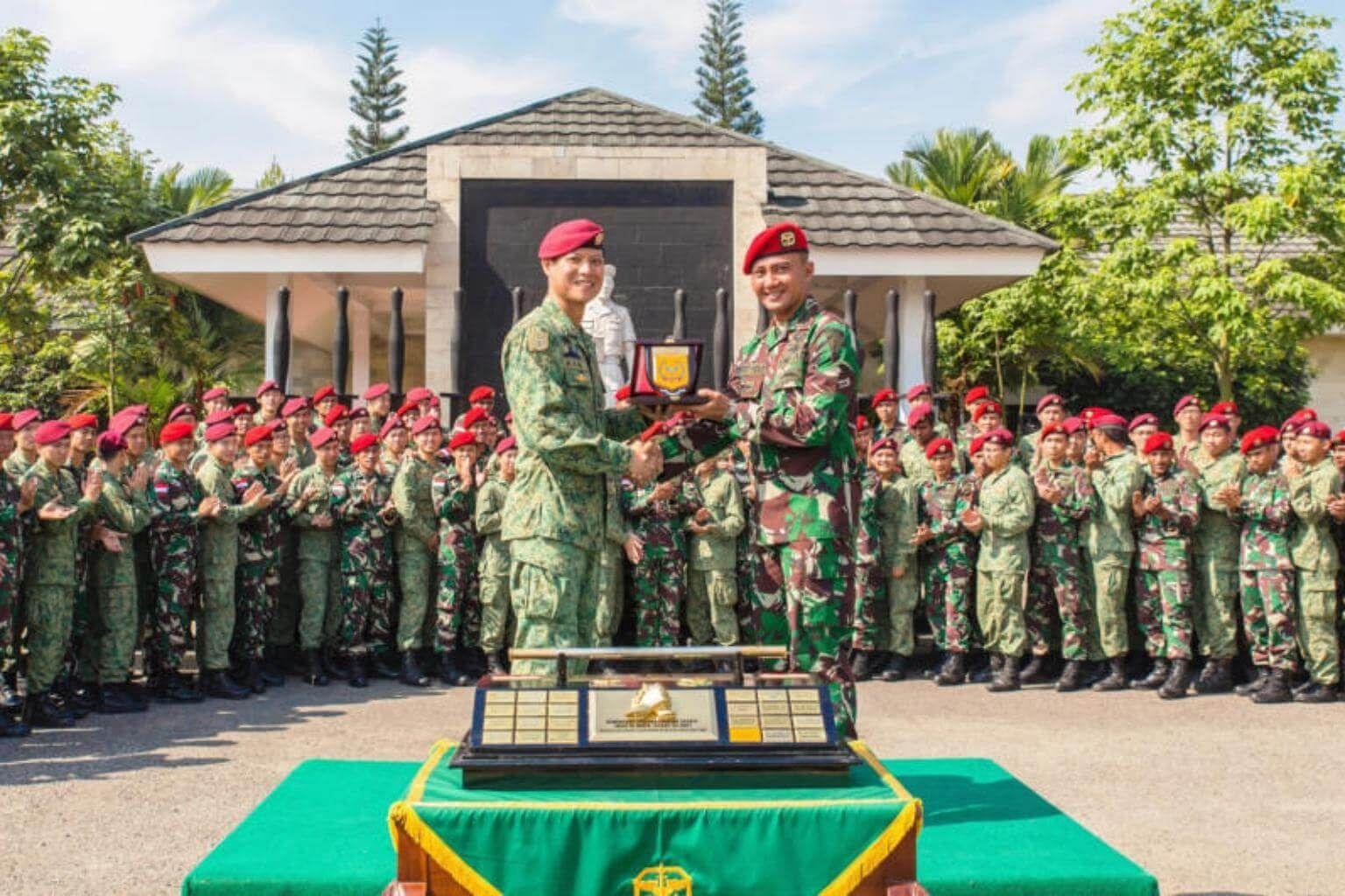 commandos exercise benefits