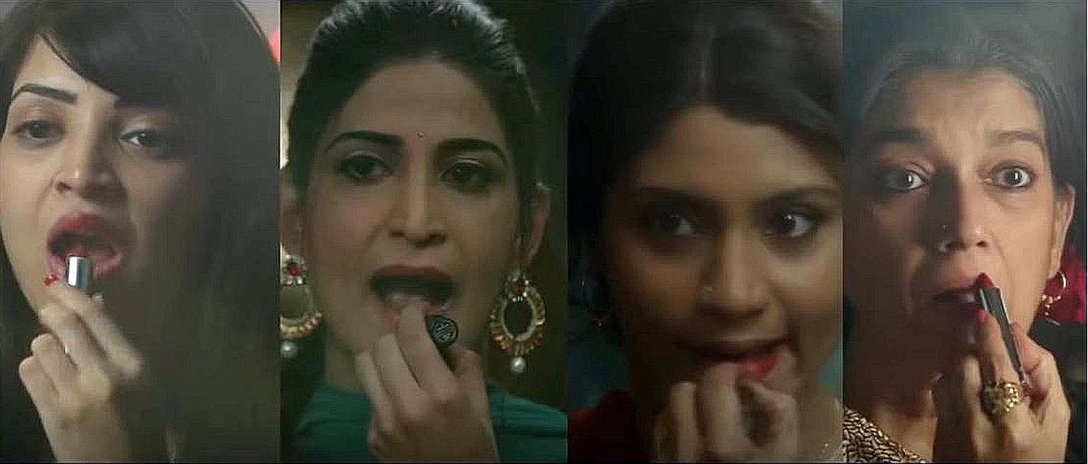 Lipstick Under My Burkha has sparked a debate in India over what is permissible in movies and how women are portrayed.
